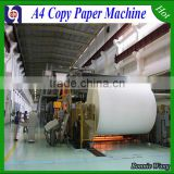 2400mm good quality notebook paper machine for making A4 paper,printing paper,copying paper and writing paper