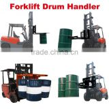 CE Certificated Forklift Attachment Drum Clamp For Sale with Competitive Price