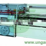 UNGAR New Design Auto-Package Machine for Aluminium Foil Container Making Machine Aluminum Container Automatic Package Line