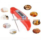 2016 new arrival Digital LCD Cooking Food BBQ Thermometer for kitchen kids