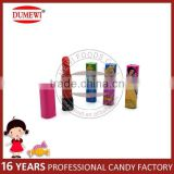 Multi-Colored Fruit Flavor Lipstick Toy Candy Hard Candy