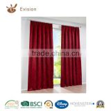 home goods curtains 100% polyester curtain,window curtain,designs curtain for living room,hotel,home