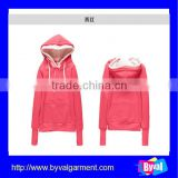 china supplier brand hoodies cheap fashion cowl neck hoodies & sweatshirts high quality couple lovers' pullover hoodies