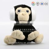 Safety winter plush ear muffs
