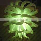 Beautiful Colorful inflatable star for party decoration
