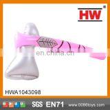 Lovely Kid's Pink Axe Cheap Inflatable Toy