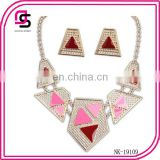 New design necklace earring Jewelry Sets 2015