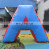 Big A Inflatable paintball target bunkers for obstacle