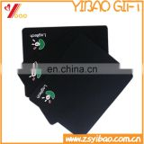 Customized printing logo mouse pad