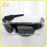 black cool popular ABS music party sunglasses with MP3