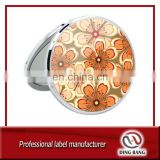 DB good enamel cheap pocket mirror