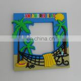 rubber 3d SAN ANDRES ISLAS souvenir picture photo frame