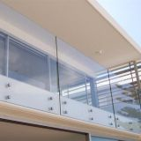 High quality External Baluster Railing Glass with international certificates