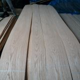 Natural North America red oak  wood veneer with grade of panel AA