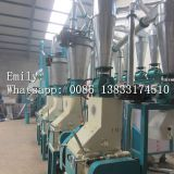 12-14TPD machine drying maize cassava processing machinery grinding machine for plantain and corn