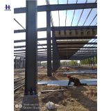 Pre Engineered Steel Structure Warehouse