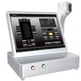 Portable 3D HIFU Focused Ultrasound Wrinkle Removal Machine