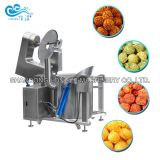 Automatic Commercial Natural Gas Popcorn Machine