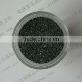 abrasive materials grit of black silicon carbid for sand blasting steel grit