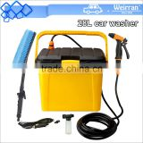 (73027) competitive high pressure battery powered water express car wash