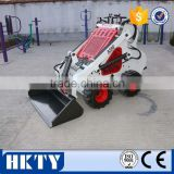 Mini skid steer loader TY323S with different attachments for farm garden and construction