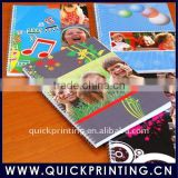 New fashion wire-o catalog printing