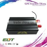 ELT 2013 HOT Sell global vehicle cheap sim card gps/gms small gps tracking device