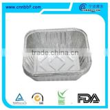 disposable Sealable and Retortable Disposable Smoothwall Aluminium Foil Container Manufacturer
