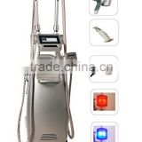 best cellulite removal machine/Velashape II/vacuum slimming machine/vacuum roller massage therapy machine