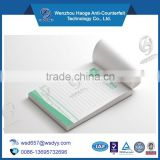 Custom shaped notepad set promotional memo pad
