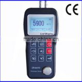 KS310 Portable Mini Digital Metal Ultrasonic metal, glass, ceramics Thickness Gauge / Ultrasonic testing equipment
