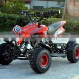 alloy pull starter 2 stroke 49cc mini quad atv for kids