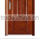 Steel Wooden Door,wood steel armored door,luxury steel wooden door building door designs