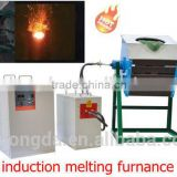 Rotary Furnace For Lead Smelting For Metal Scrap,Gold,Copper, Silver, Aluminum Scrap, Iron Scrap
