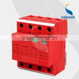 SAIP/SAIPWELL China Manufacturer Electrical 4 Poles 275/320/385/440V Lightning Adapter