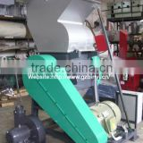 Plastic PP PE woven bag crusher equipment supplier, plastic film crushing recycling machines