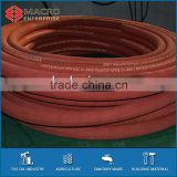 high temperature fabric canvas rubber steam hose                                                                         Quality Choice
