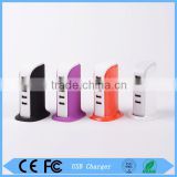 Mobile phone accessories manufacturer usb wall charger 2.4a                                                                         Quality Choice