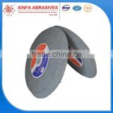 High quality brown aluminum oxide c face grinding wheel for metal