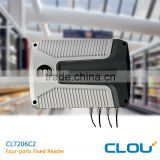 Core Technology Fixed Long Range RFID Reader Price, UHF RFID Reader, RFID Card Reader CL7206C2                                                                         Quality Choice