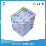 Wholesale Custom printed Clear PVC Correction Fluid & Tape box