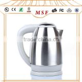 1.8L Guangdong Factory One Year Warranty Full Certificates Electric Stainless Steel Kettle