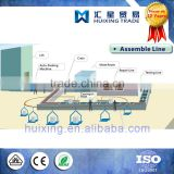 Production Line for Home Appliances, Washing Machine Auto-Line, Total Sollution