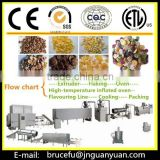 CE, ISO bulk corn flakes machine