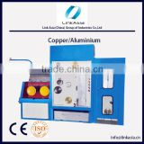 Inlet 1.0-1.6 Outlet 0.2-0.6 14 dies Copper Wire/Aluminium Cable Making Machine With Annealer                                                                         Quality Choice