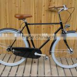 Adult bicycle man city bike 700C retro bike 3 speed two wheel bicycle with high quality and price KB-CB-M16007