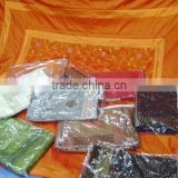 WHOLESALE LOTS OF INDIAN SILK LUXURY BEDSPREADS SET SPECIALLY DESIGNED FOR CORPORATE GIFTS WEDDING GIFTS