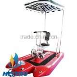 HEITRO single seat dolphin type aquatic bikes