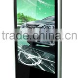 network free standing LCD/LED digital signage poster advertising display board stand