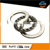 Alibaba Supplier Thrust Ball Bearing Single Row 51107 Precision Level P5 P2 P6/ Ball Bearing